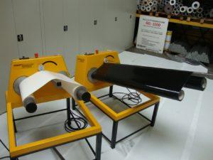 RG-Rewinder to rewind all media up to 160cm